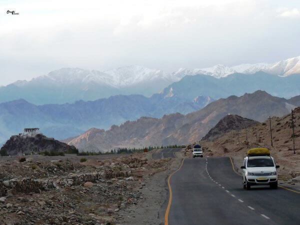 Leh Ladakh Car rental